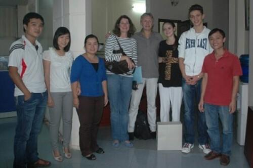 Programme du Voyage Vietnam du nord au sud de la famille de  Vivien Schydlawsky