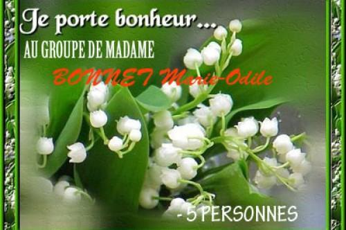 Voyage Vietnam Cambodge du groupe de madame BONNET Marie-Odile (5 pax)