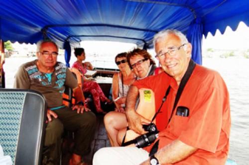 Voyage Vietnam un mois avec Agenda Tour Vietnam