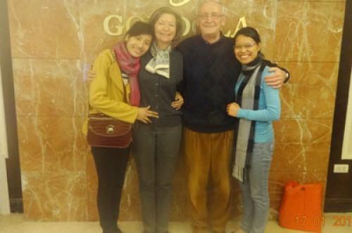 Voyage Vietnam - Cambodge du groupe de madame et Monsieur  DEMBOUR JEAN-PIERRE (55 jours sur place)