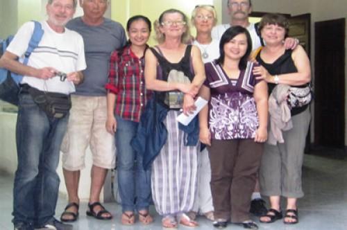 Avis du Voyage Vietnam du Nord au Sud du groupe de Madame Granjard Anny