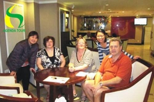 Vietnam circuit en vacances du Groupe de Madame Lucie MORIN