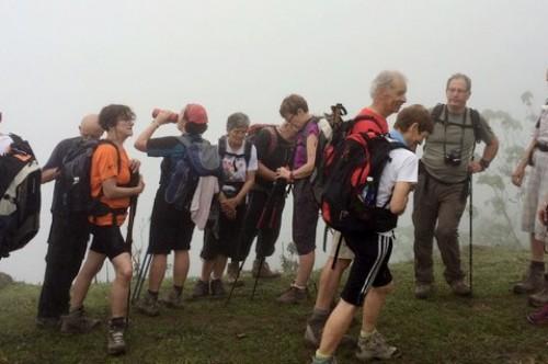 Programme du voyage et trekking au Vietnam du groupe d'amis de Mr Louis COURTESOLLE (14 personnes)