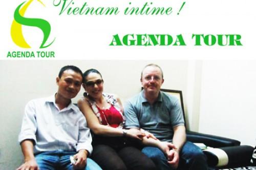 Circuit Vietnam du Nord au Sud du groupe de mr Steve JASSELETTE et Mrs Elisabeta AGOSTINO