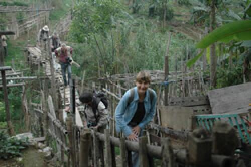 Voyage au Nord Vietanm du groupe Groupe Infini- Photo