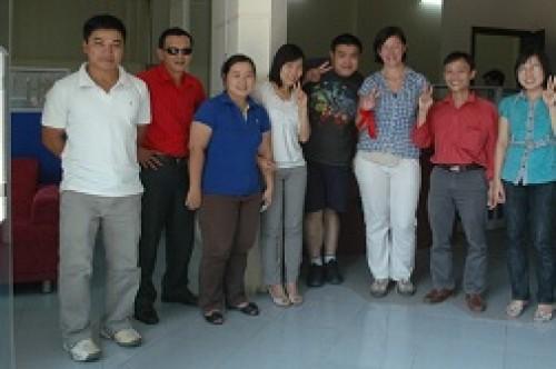 18 jours au Vietnam du groupe de madame Jennifer Marton