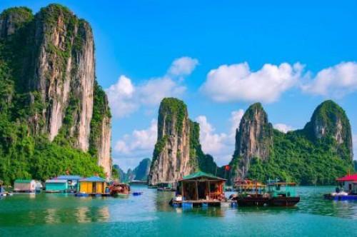 Voyage  au nord Vietnam du groupe de Mr Benoît Charlier
