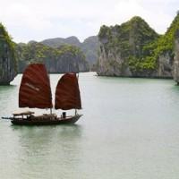 Itineraire Vietnam, Groupe de madame Marie-Christine LECCHI