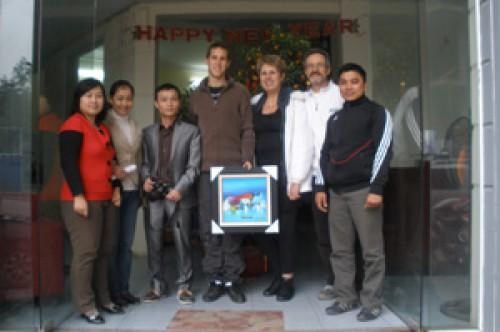 Programme du Nord au Sude de la famille La famille Alziary (Voyage Vietnam Nord au Sud)