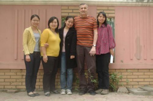 Voyage seul au Vietnam de Mr GEORGES
