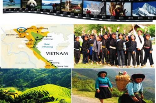 Voyage Nord - Ouest Vietnam de Mr Yves Colombel