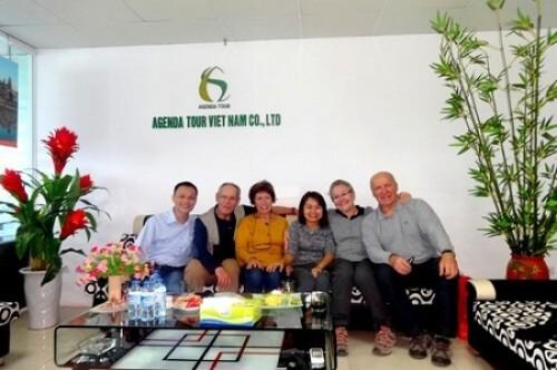 Appréciations du voyage Vietnam Laos avec Agenda Tour Vietnam