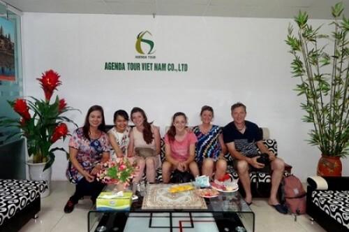 Avis de Programme Vietnam du Nord au Sud avec Agenda Tour Vietnam