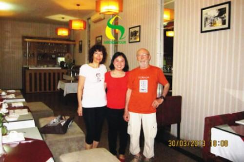Avis de Voyage Vietnam Cambodge de Madame et Monsieur Catherine et Joel LE ROY