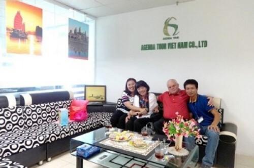 Compte rendu du voyage de 66 jours de madame Thu Hong Tran Thi et Monsieur Guy de la Boursodière