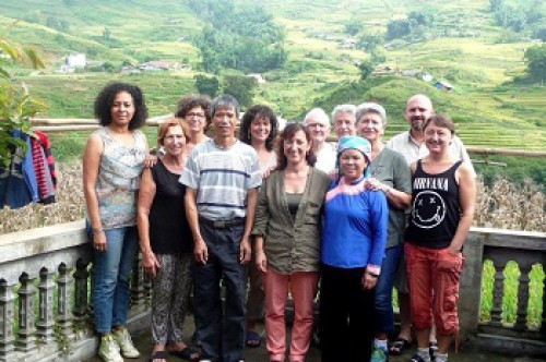 Compte-rendu de voyage Vietnam Cambodge du groupe de Mr Marc Bielli - 10 Personnes