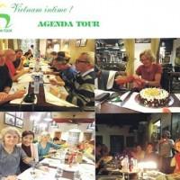 Conpte rendu du voyage au Vietnam avec Agenda Tour du groupe de Mr Philippe MIRGALET (15 personnes)