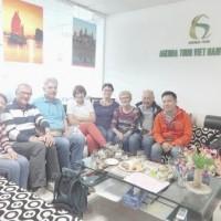 Le programme du voyage au Nord du Vietnam du groupe de Madame Jacqueline MONTAGNE