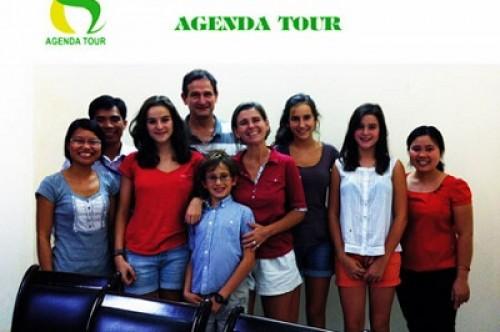 Programme de Voyage au Nord du Vietnam du groupe de la Famille Mr Apollin