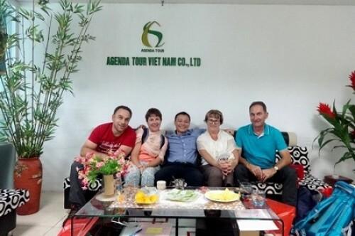 Programme de voyage Vietnam Cambodge au groupe de Madame CATHY et les amis