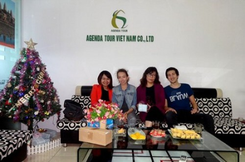 Programme du voyage au Vietnam de la famille de Madame MAROLLIER