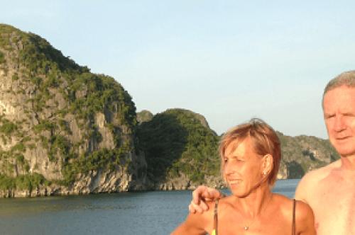 Programme du voyage au Vietnam du groupe de Madame et Monsieur Isabelle et Tanguy Herinckx