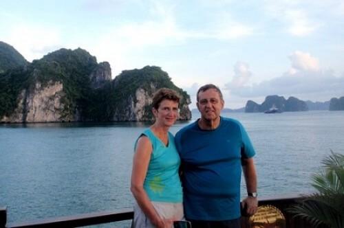 Programme du voyage au Vietnam du groupe de Monsieur Gérard et Madame Martine ROMAINVILLE