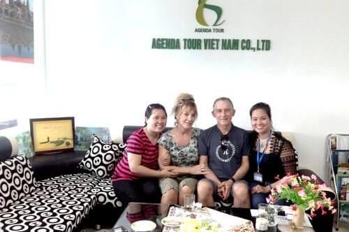 Programme du voyage au Vietnam du groupe de Mr Jean-Pierre Blanc