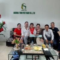Programme du Voyage au Vietnam du groupe GERALDINE LAGACHE