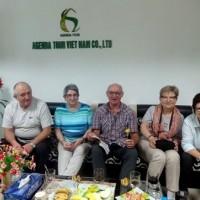 Programme du Voyage Vietnam et Cambodge du group de Mr LACROIX (6 personnes)