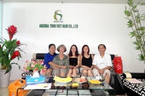 Retour au Vietnam avec agence Agenda Tour Vietnam