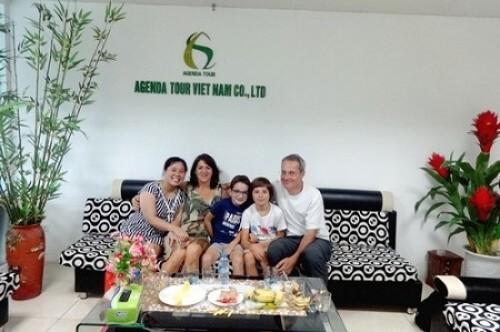 Vacance Vietnam en famille - Avis de la famille Tatjana Goulard