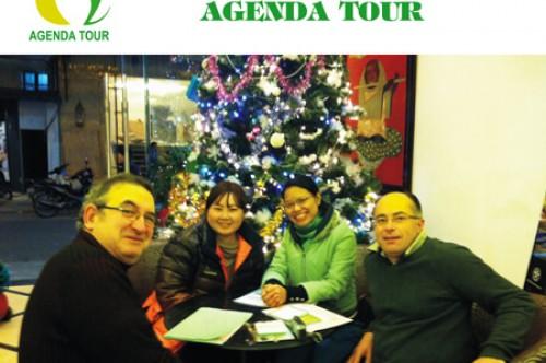 Vacances Vietnam du groupe Monsieur Christian JUAN et Monsieur Patrick FERRANDO