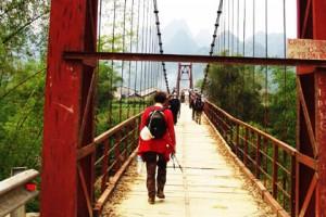 Vietnam Nord sonne la marche (4 jours de Rando à Sapa)