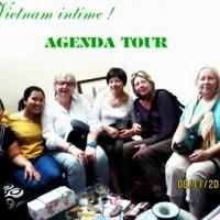Voyage au Nord du Vietnam du groupe de Madame Maryvonne PLAYE