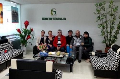 Voyage au Vietnam du groupe de Mr GUERINEAU