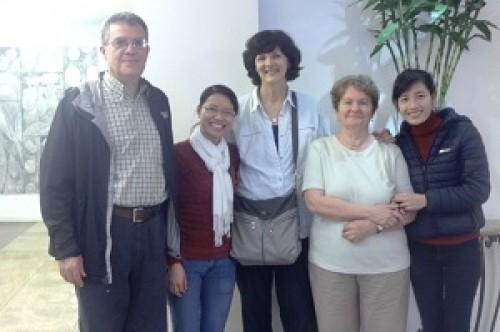 Voyage au Vietnam du Nord au Sud du groupe de Groupe de madame Joanne, Moncef, Danielle et Najib