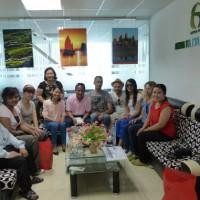 Voyage au vietnam du Nord au Sud et cambodge du groupe de Emilie CHAU - 6 personnes (21 jours)