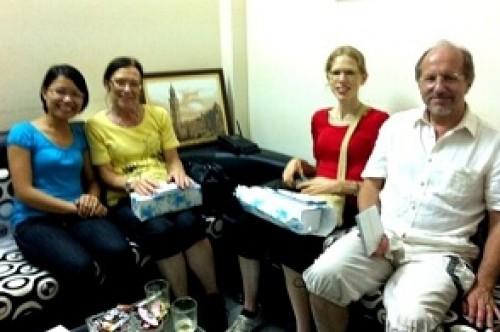 Voyage au Vietnam et Cambodge de la Famille de Madame Carole AUBERT