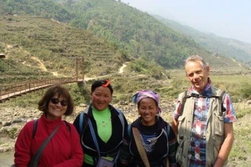 Voyage au Vietnam et Cambodge du groupe de Mme Raymonde LAMAUD