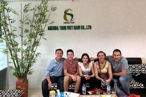 Voyage en famille au Vietnam, voyage Vietnam en famille de 15 jours, La famille Edouard, Tele: 0612011750