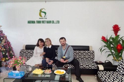 Voyage Vietnam Cambodge du groupe de Mrs Joelle Bernard