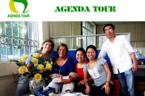 Voyage Vietnam de madame Martine MAGNARD et Madame Bénédicte CHAILLOT