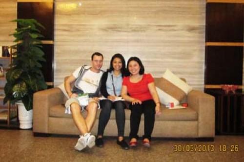 Voyage Vietnam du groupe de Melle et Mr  Béatrice R. et Yannick B