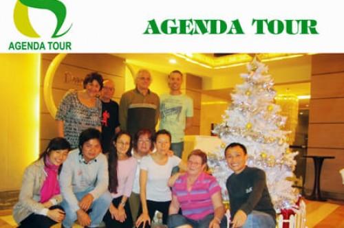 Voyage Vietnam du Nord au Sud du groupe de Mr ERIC PROVELLI