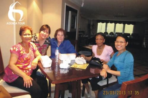 Voyage Vietnam en 2 semaines du Groupe de madame Danielle Riviere