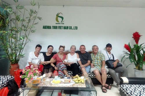 Voyage Vietnam,  Extention à la plage de Phu Quoc, Groupe de mr Fabrice Andreolli, 5 personnes