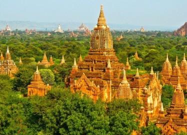 Voyages en Birmanie ( Myanmar )
