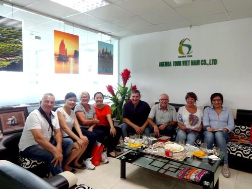 Voyage au Vietnam avec agence locale francophone au Vietnam, Agenda tour, agence de voyage au Vietnam,