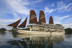 Croisière en baie d'halong sur Victory stars 2 jours